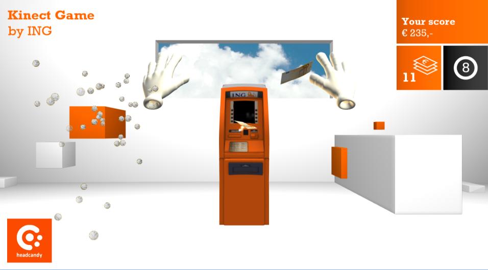 ING Kinect Game